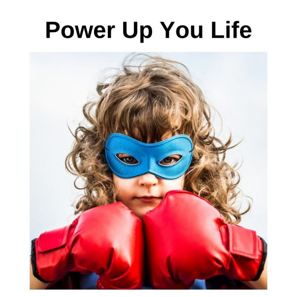 Power Up Your Life Hypnosis