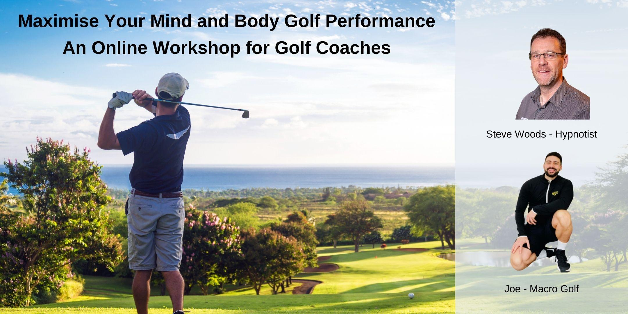 Maximise Your Mind and Body Golf Performance (For Coaches) post thumbnail image
